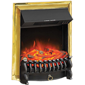 Очаг Fobos FX Brass Royal Flame электрокамин